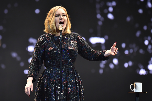 Adele has poop problems sometimes, is all of us
