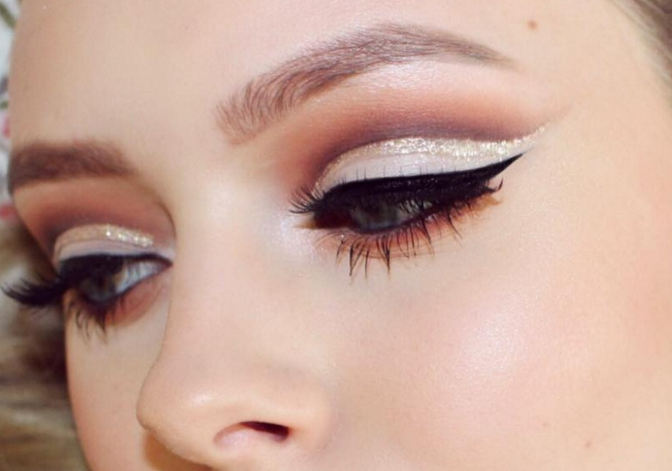 Glitter Crease Is Here And It S The Prettiest Makeup