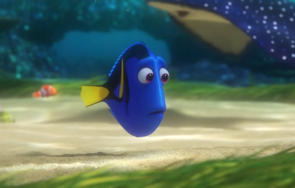 "The best part of the new ""Finding Dory"" trailer is all of it"