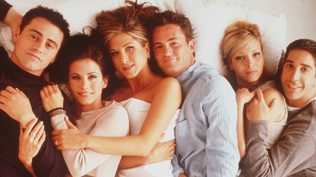"Gasp: ""Friends"" almost never existed"