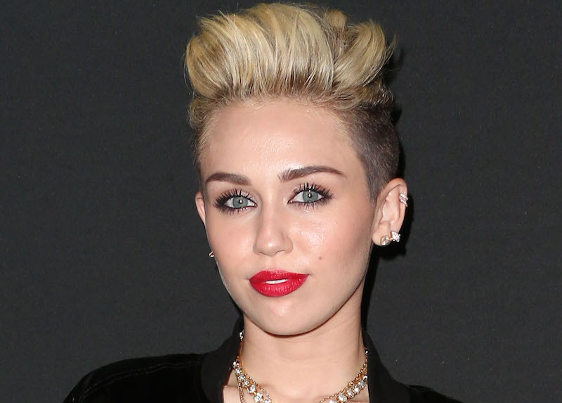 Miley Cyrus posts brokenhearted Instagram over Donald Trump's win last night