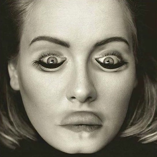 optical illusions faces celebrity posting terrifying these