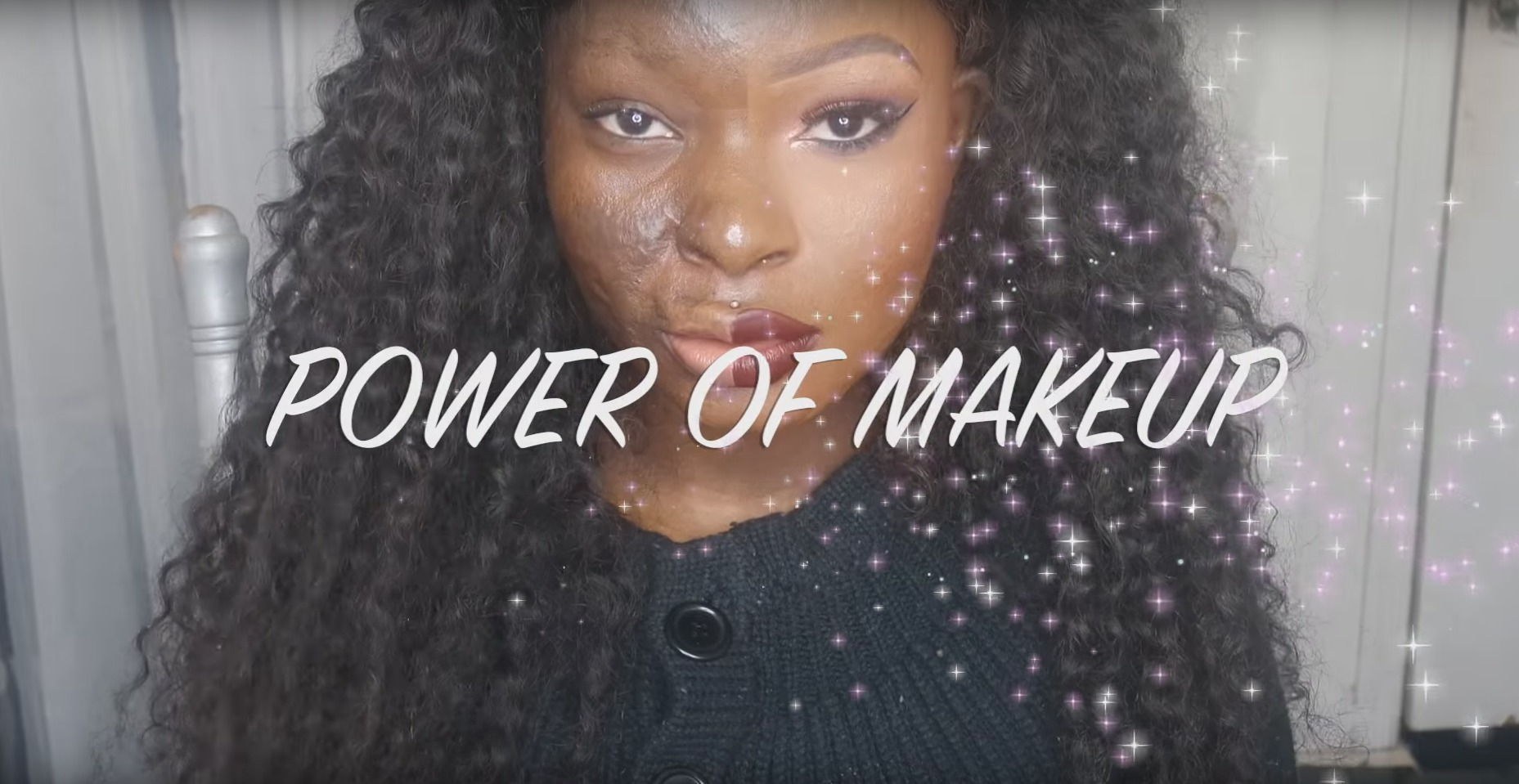 Watch this burn survivor's gorgeously empowering makeup tutorials