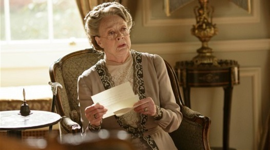 "The historical adviser for ""Downton Abbey"" adorably scolds us all for bad posture, waitressing etiquette"
