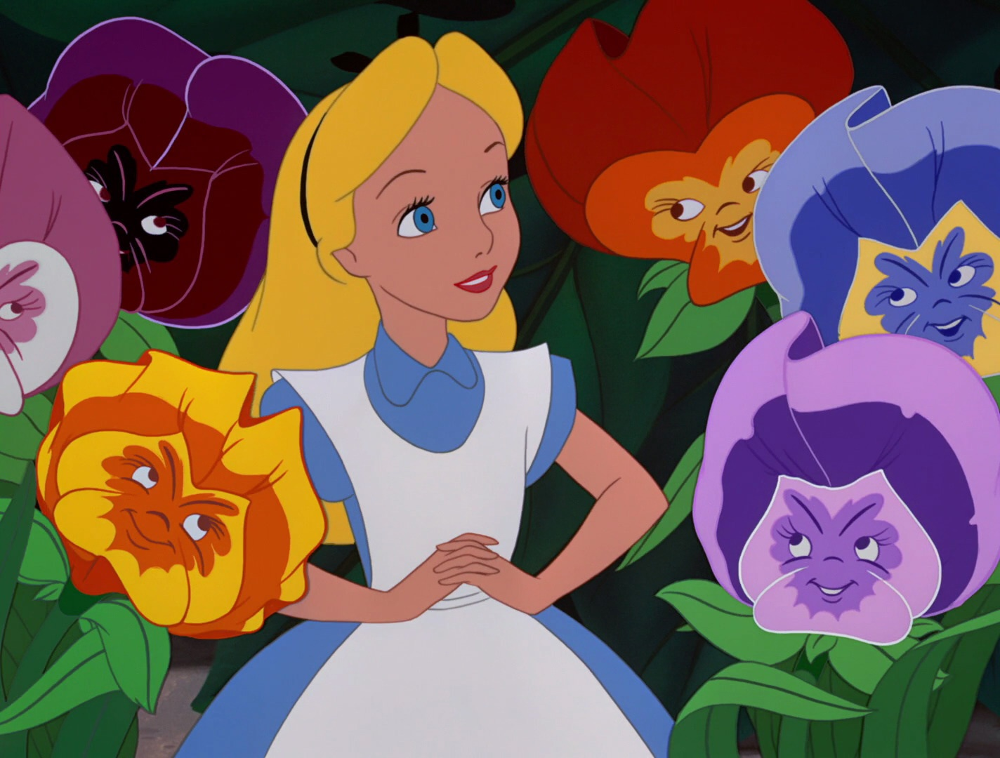 "Five questions we still have for ""Alice in Wonderland"""