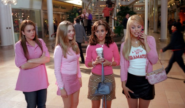 "Get ready: Tina Fey has announced there's a ""Mean Girls"" broadway musical in the works!"