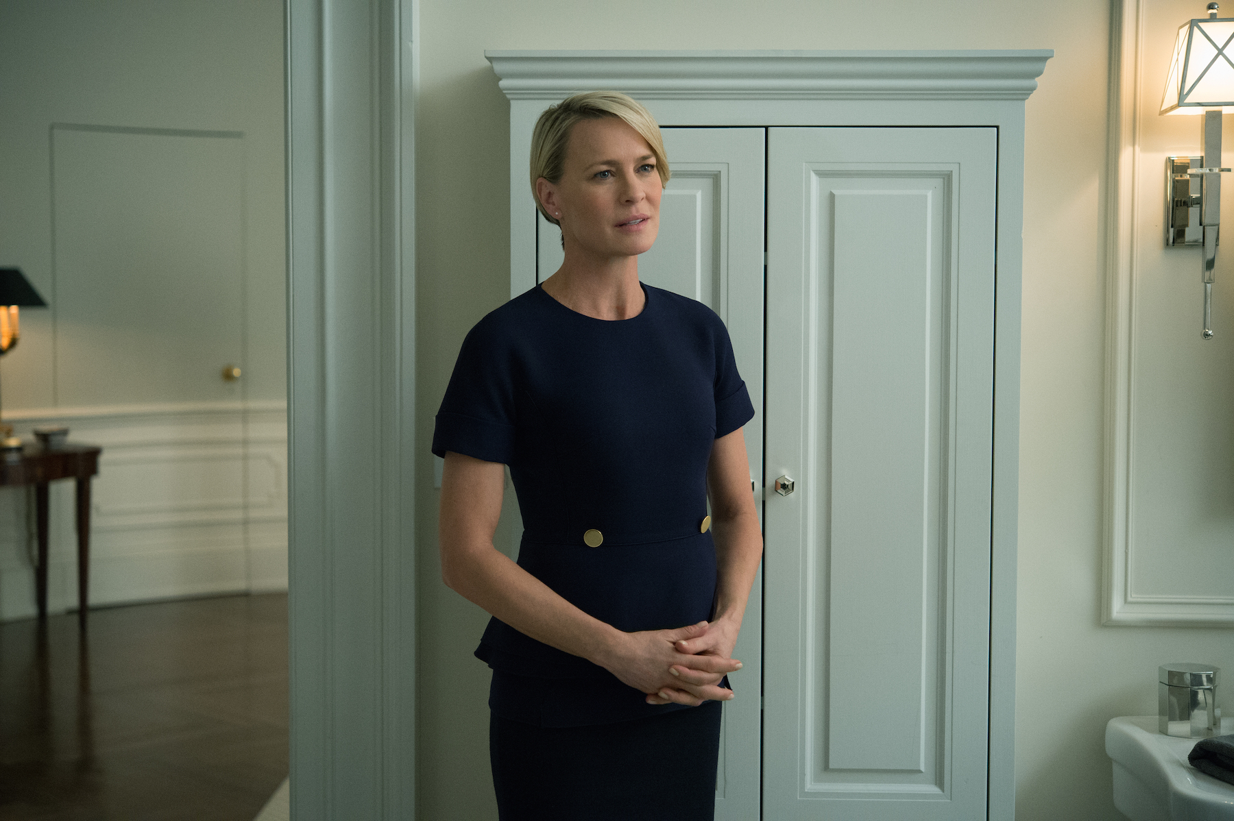 Mixed feelings about the fact I want to be Claire Underwood