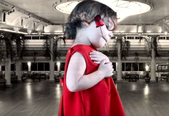 This super cute toddler shows us 100 years of dance crazes