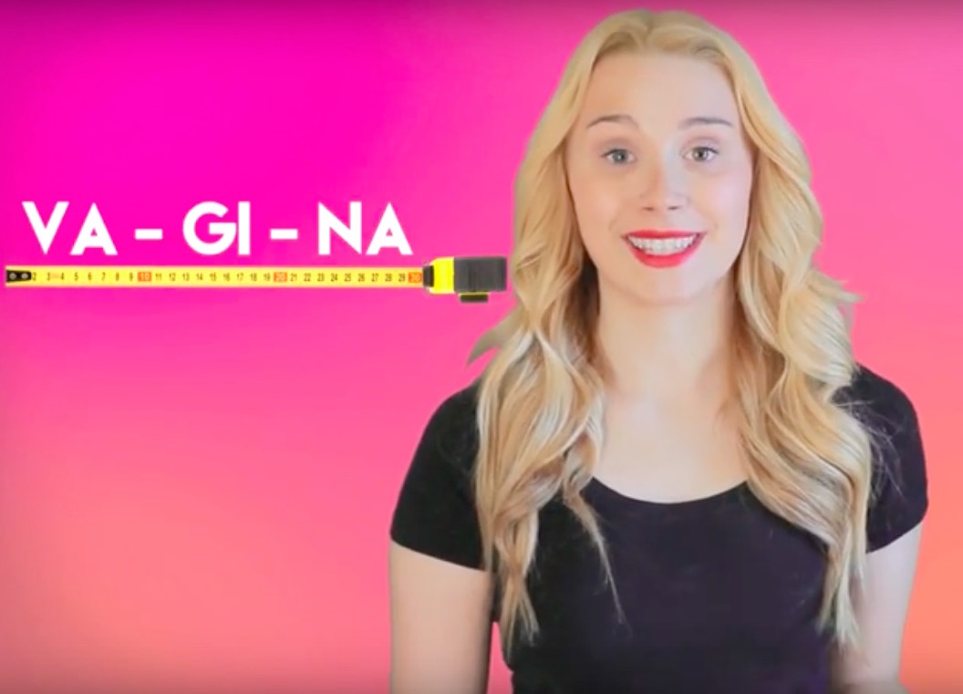 "This new show explores why certain words freak some people out...like ""vagina"""