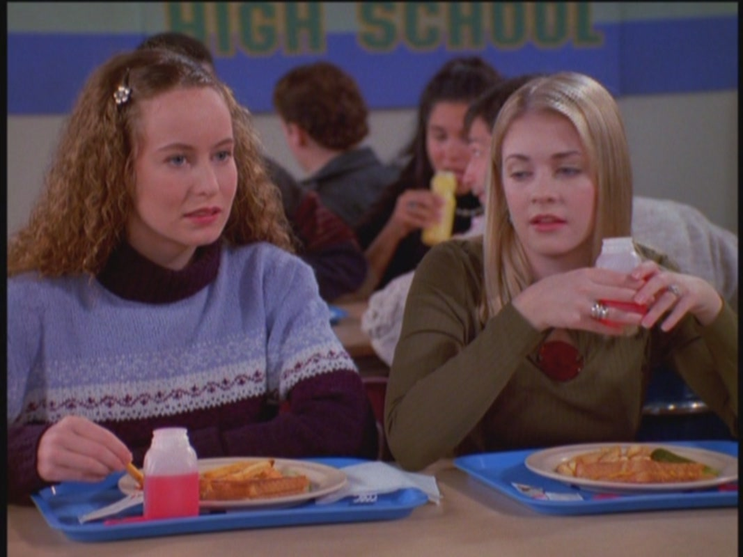 "We finally know what happened to Sabrina's best friend Jenny on ""Sabrina the Teenage Witch"""