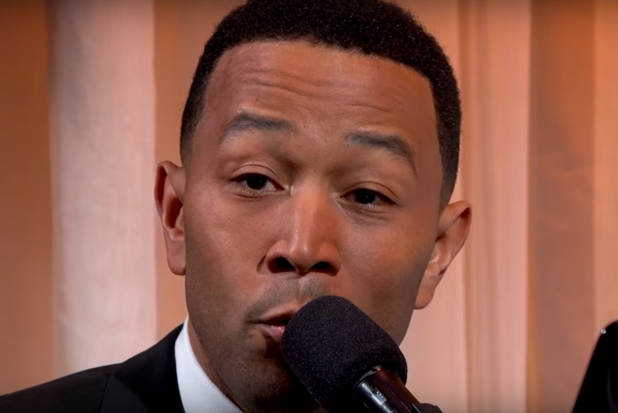 "John Legend just added lyrics to the ""Downton Abbey"" theme song and it's perfect"