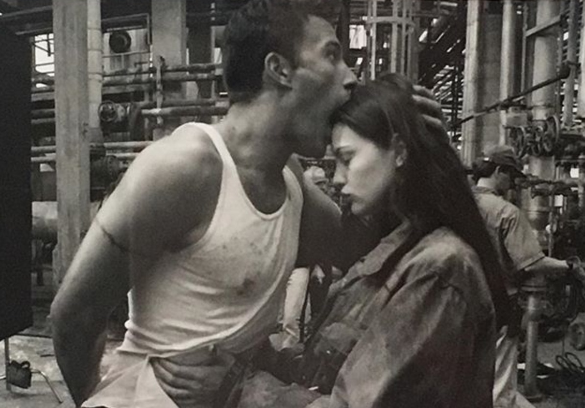 Liv Tyler posted a dreamy throwback photo of her and Ben Affleck