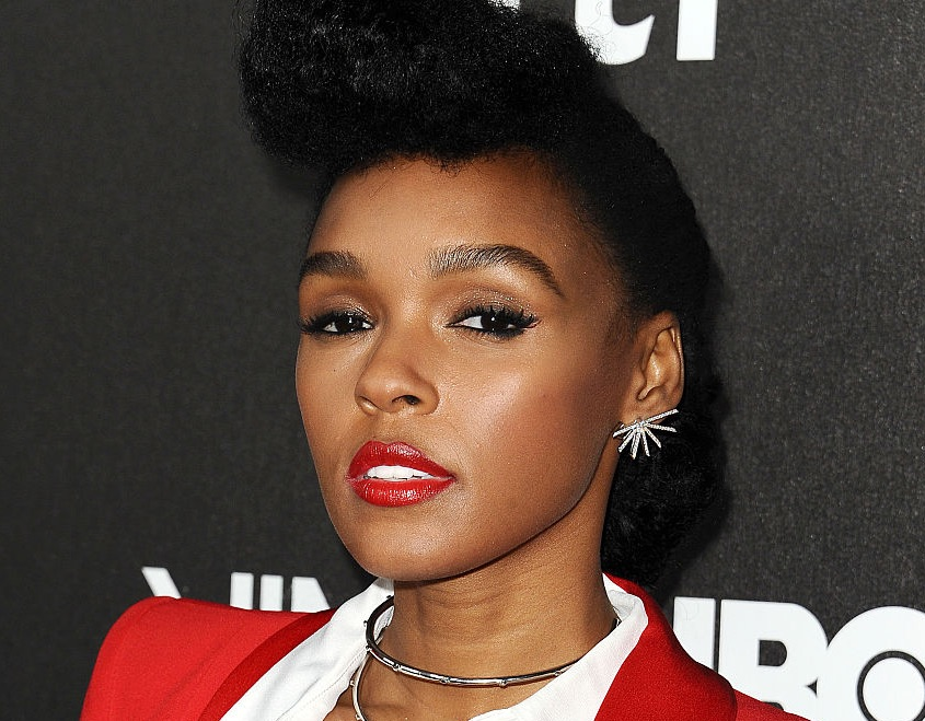 "We. Can't. Wait: Janelle Monáe is joining Taraji P. Henson and Octavia Spencer for NASA film ""Hidden Figures"""