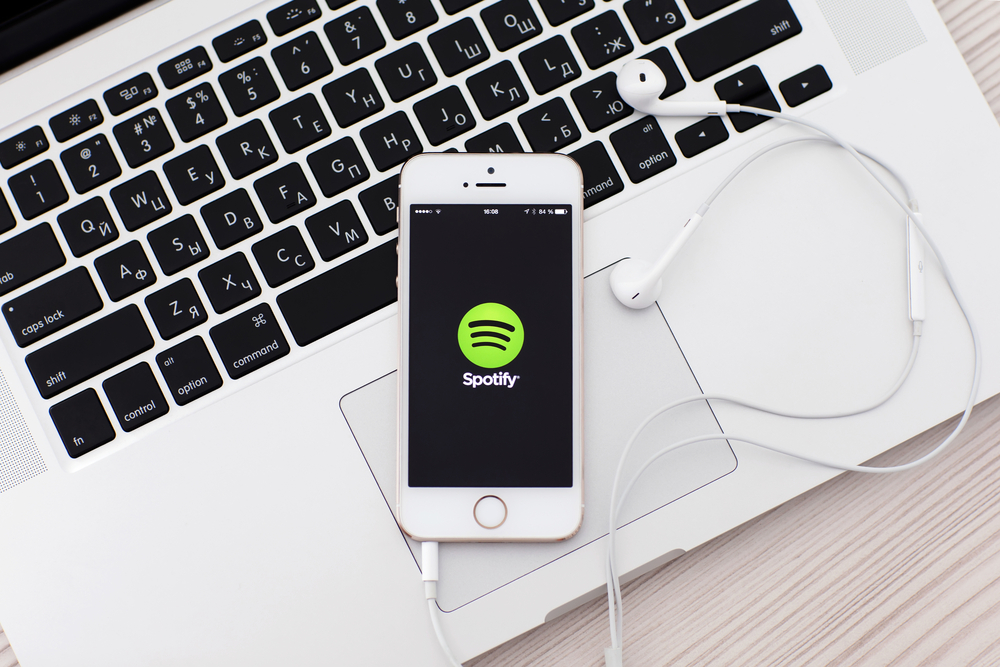 Spotify is now letting us know which tracks are going viral