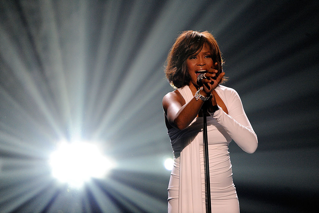 ZOMG, there's going to be a Whitney Houston documentary