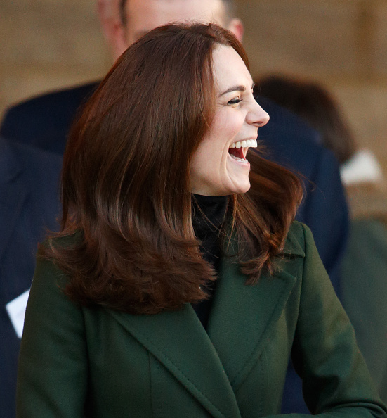 "Kate Middleton's hairstylist just shared the secret to ""rich girl hair"""