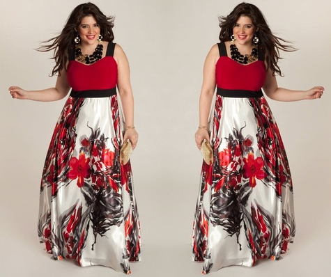 This shopping platform has a major issue with plus-size clothing