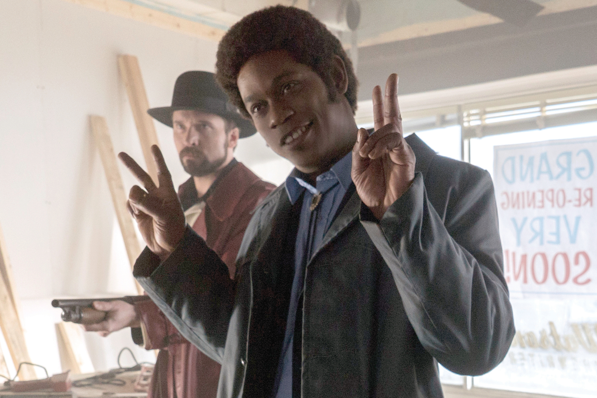 """Catching up with Bokeem Woodbine about his irresistable """"Fargo"""" character"""