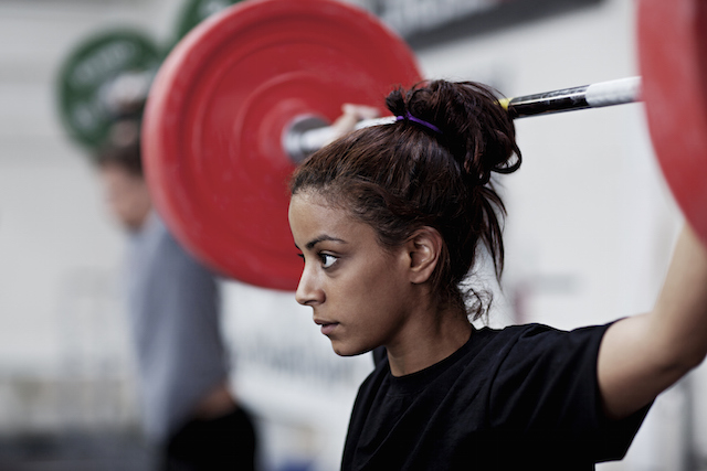 What I learned about body image by lifting weights