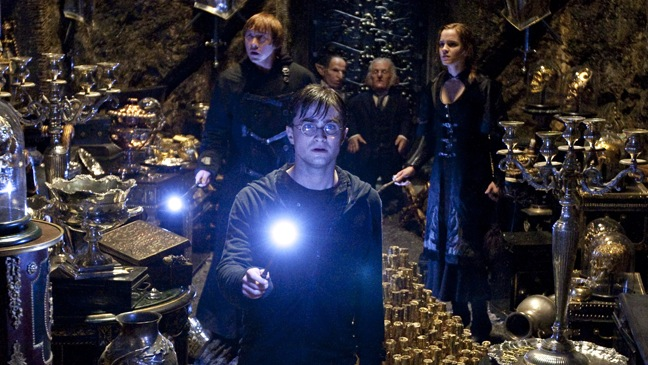 J.K. Rowling just revealed what wizarding currency is called in the U.S. of A.