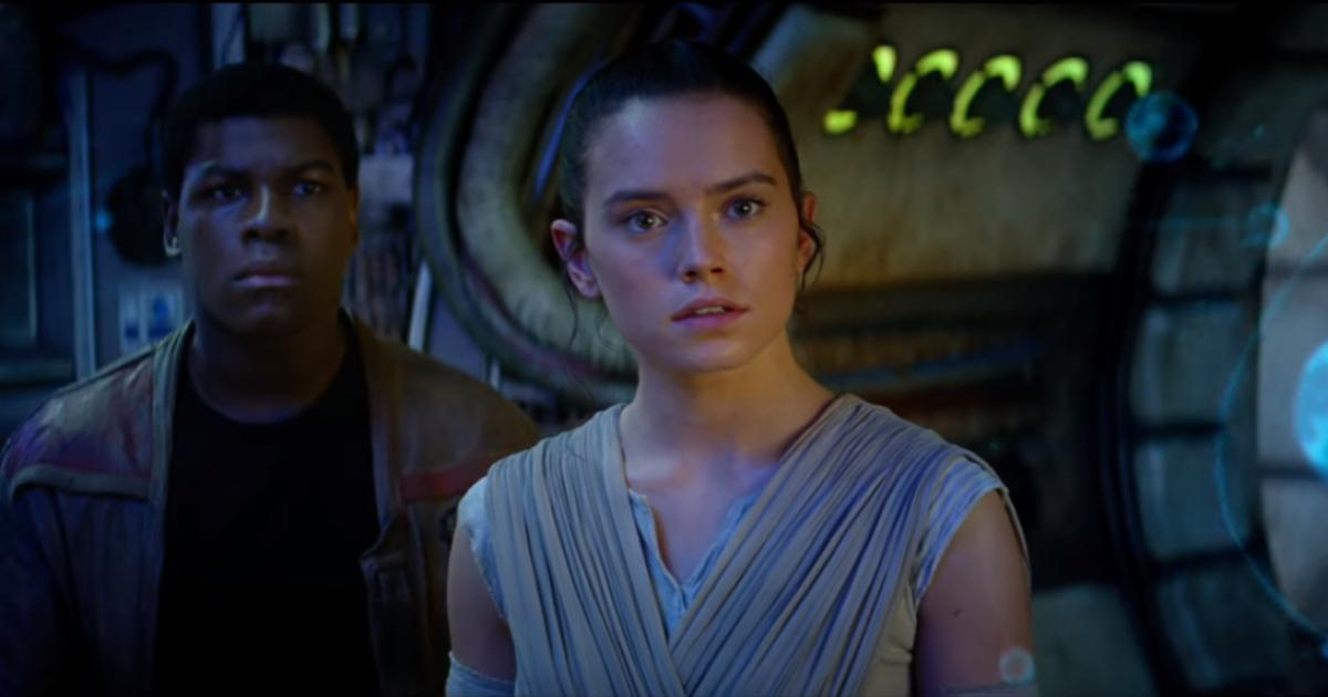 "We've got a ""Star Wars: Episode VIII"" behind-the-scenes pic, and it could literally mean anything"