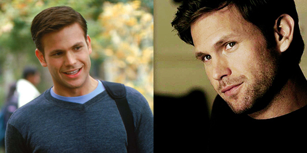 """Wonderful Alaric from """"The Vampire Diaries"""" and jerkface Warner from """"Legally Blonde"""" are the same person"""