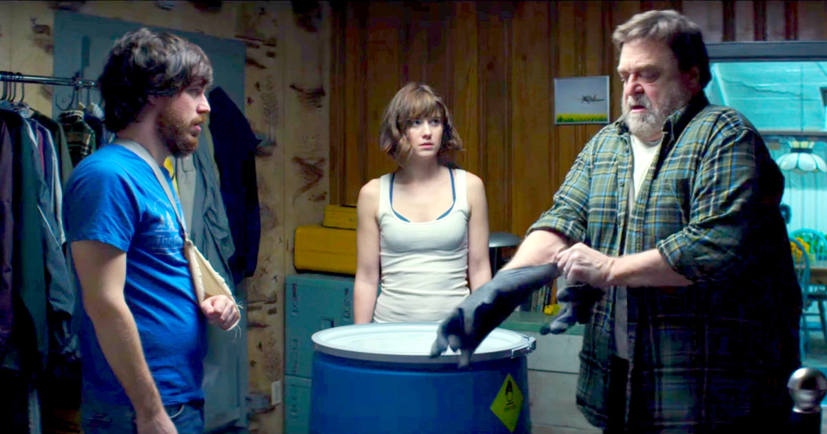 "Wanna see ""10 Cloverfield Lane"" this weekend? Here's what you need to know"