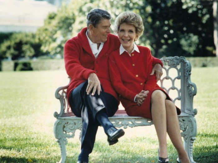 the love letter ronald reagan wrote to nancy is melting all the hearts