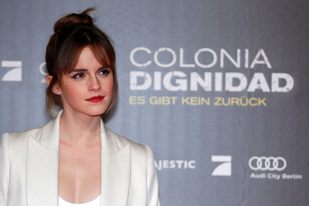 Emma Watson just opened up about her struggles with low self-esteem
