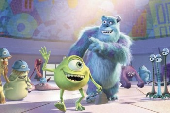 "Everything I need to know, I learned from ""Monsters Inc."""