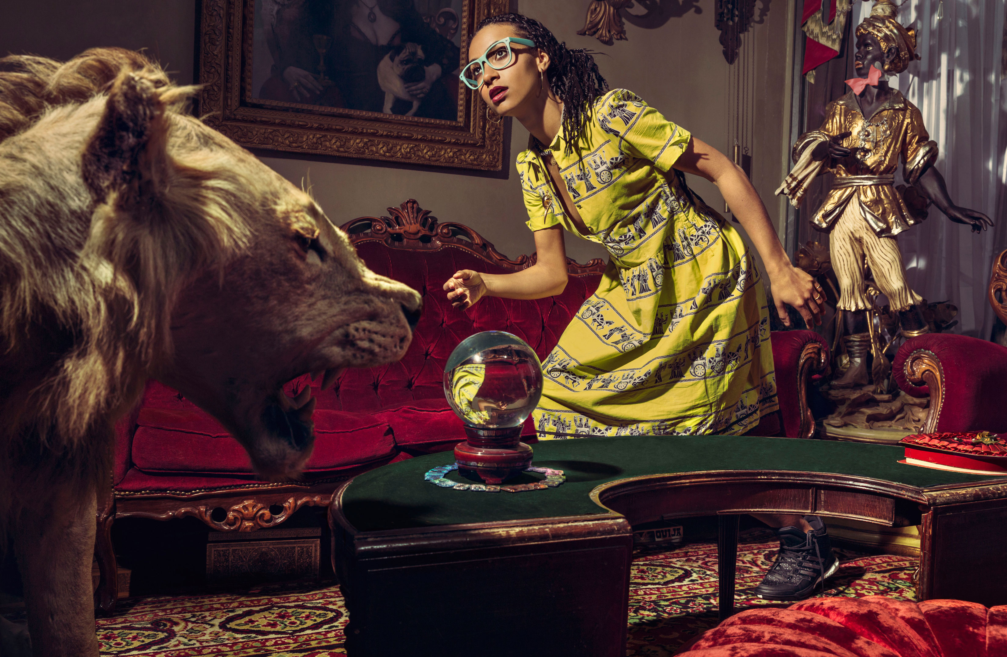 Talking music and bravery with jazz great Esperanza Spalding
