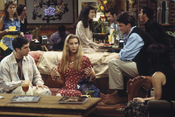 "How ""Friends"" makes me feel better about not having my life together"