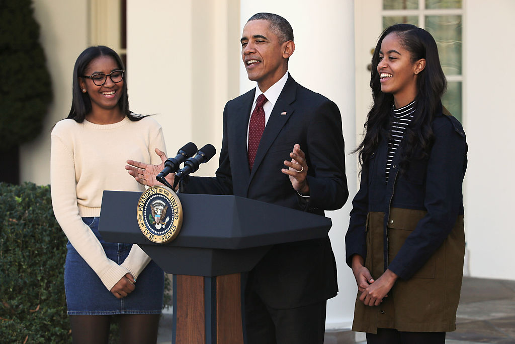President Obama calls Michelle Obama a great body image role model for their daughters