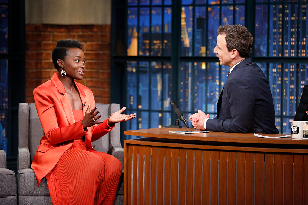 Lupita Nyong'o once got stood up for prom