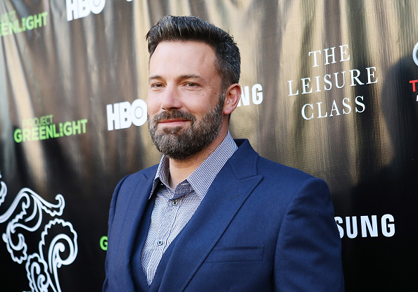 "Ben Affleck just responded to Jennifer Garner's ""Vanity Fair"" interview"