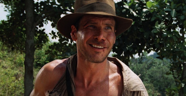 "It's official! Harrison Ford (NOT Chris Pratt) will star in ""Indiana Jones 5"""