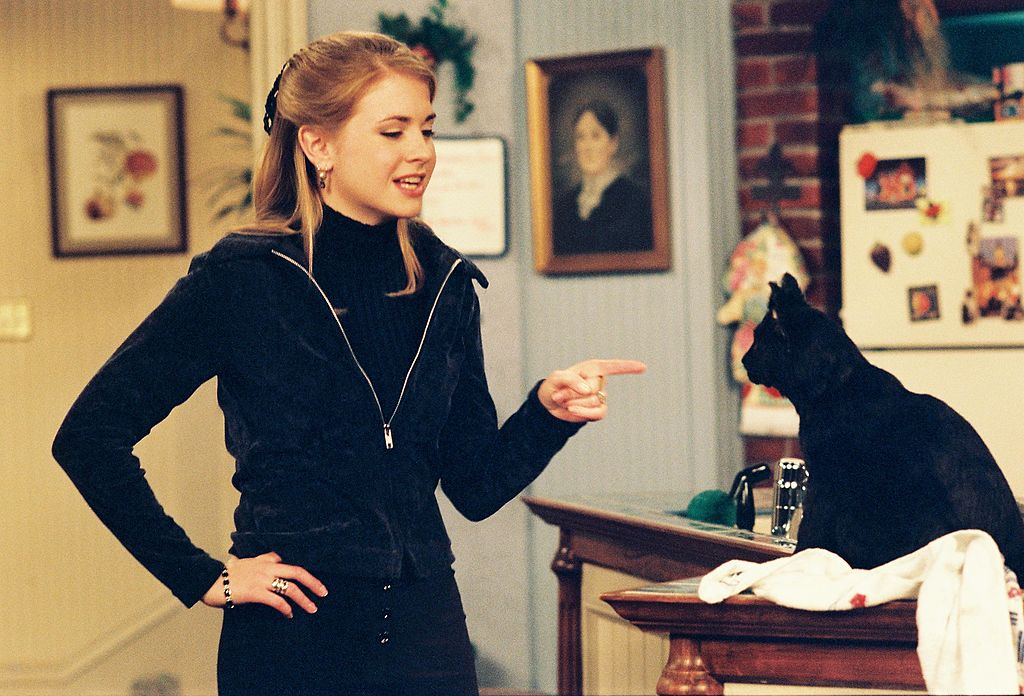 "What happened when I re-watched ""Sabrina the Teenage Witch"" as an adult"
