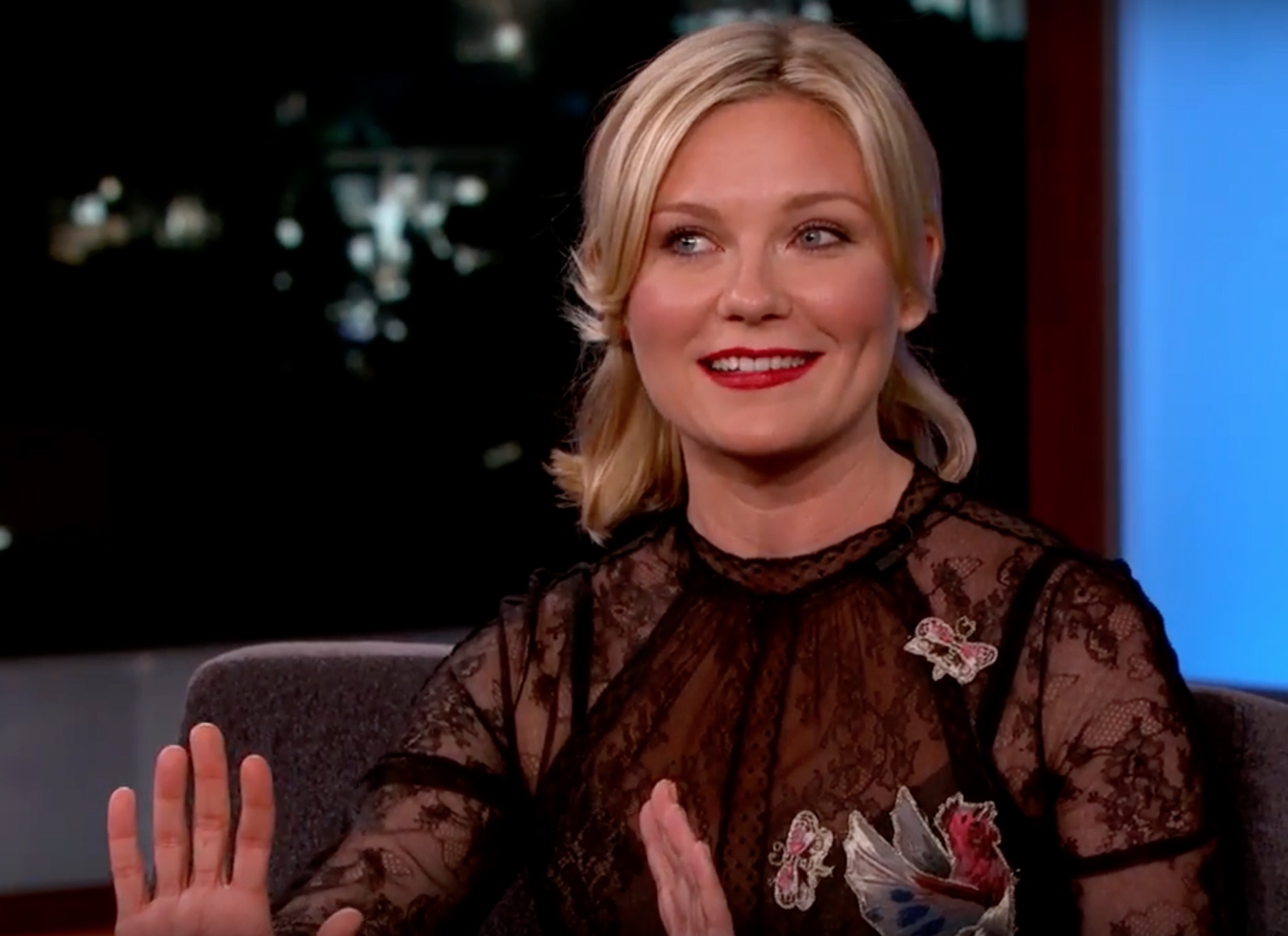 Kirsten Dunst has a touching way of saying goodbye to her characters