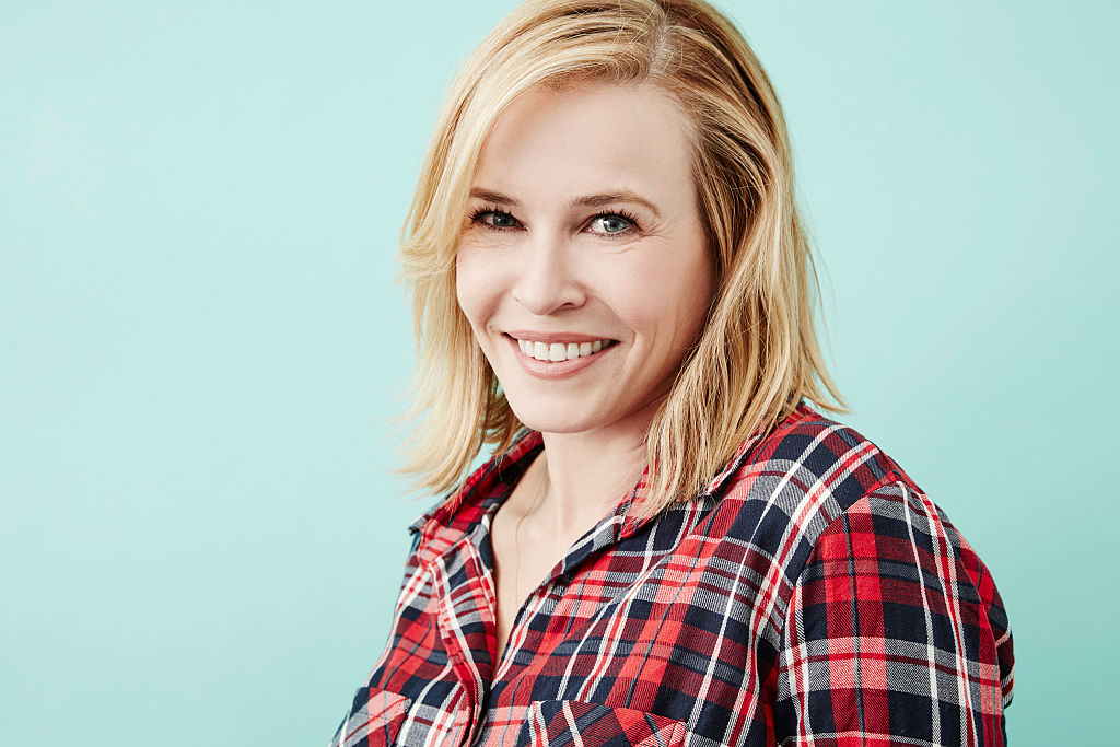 Chelsea Handler explained why it's important to get political, and we dig it