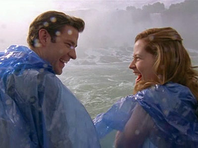 "All the love lessons I learned from Jim and Pam on ""The Office"""