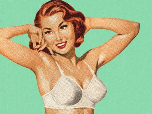 What I learned when I stopped wearing a bra