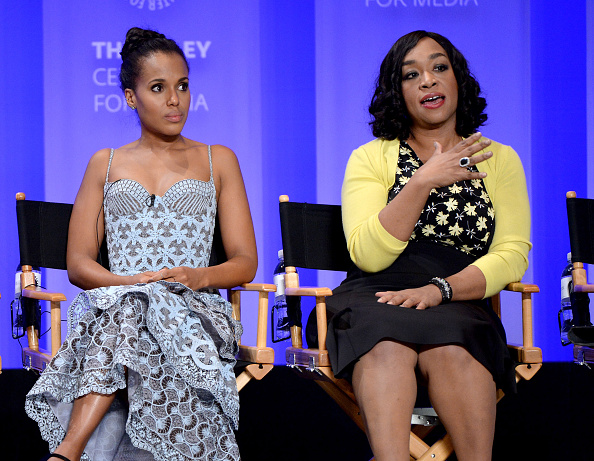 "Shonda Rhimes speaks out on the ""Scandal"" abortion storyline and a woman's right to choose"