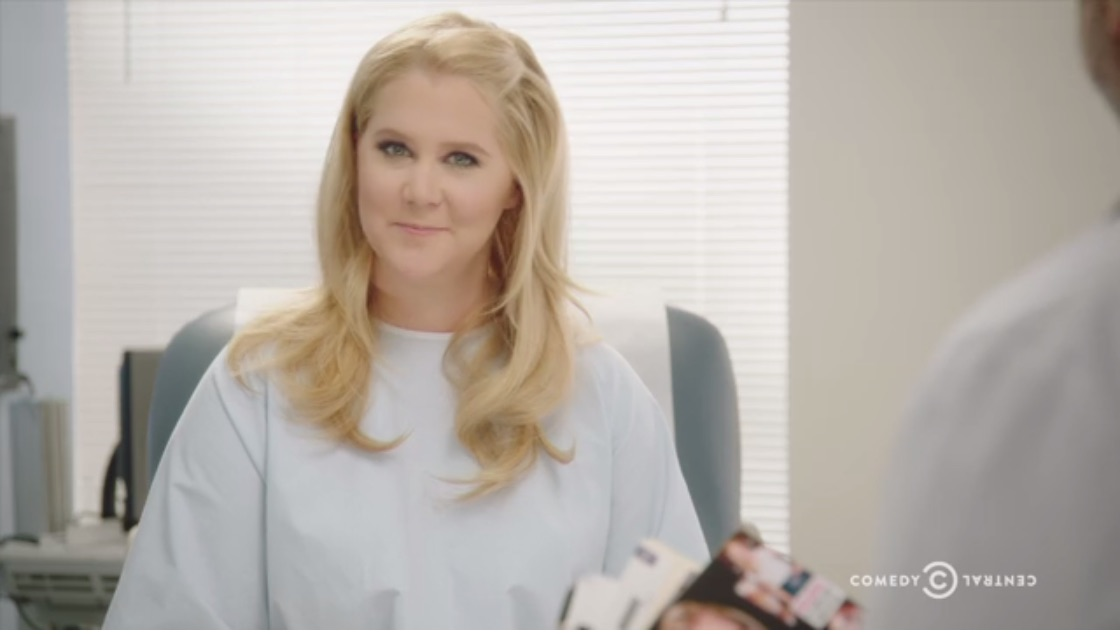 "You need to put your eyes on this new ""Inside Amy Schumer"" promo"