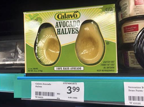 People are losing their minds over these pre-peeled avocados