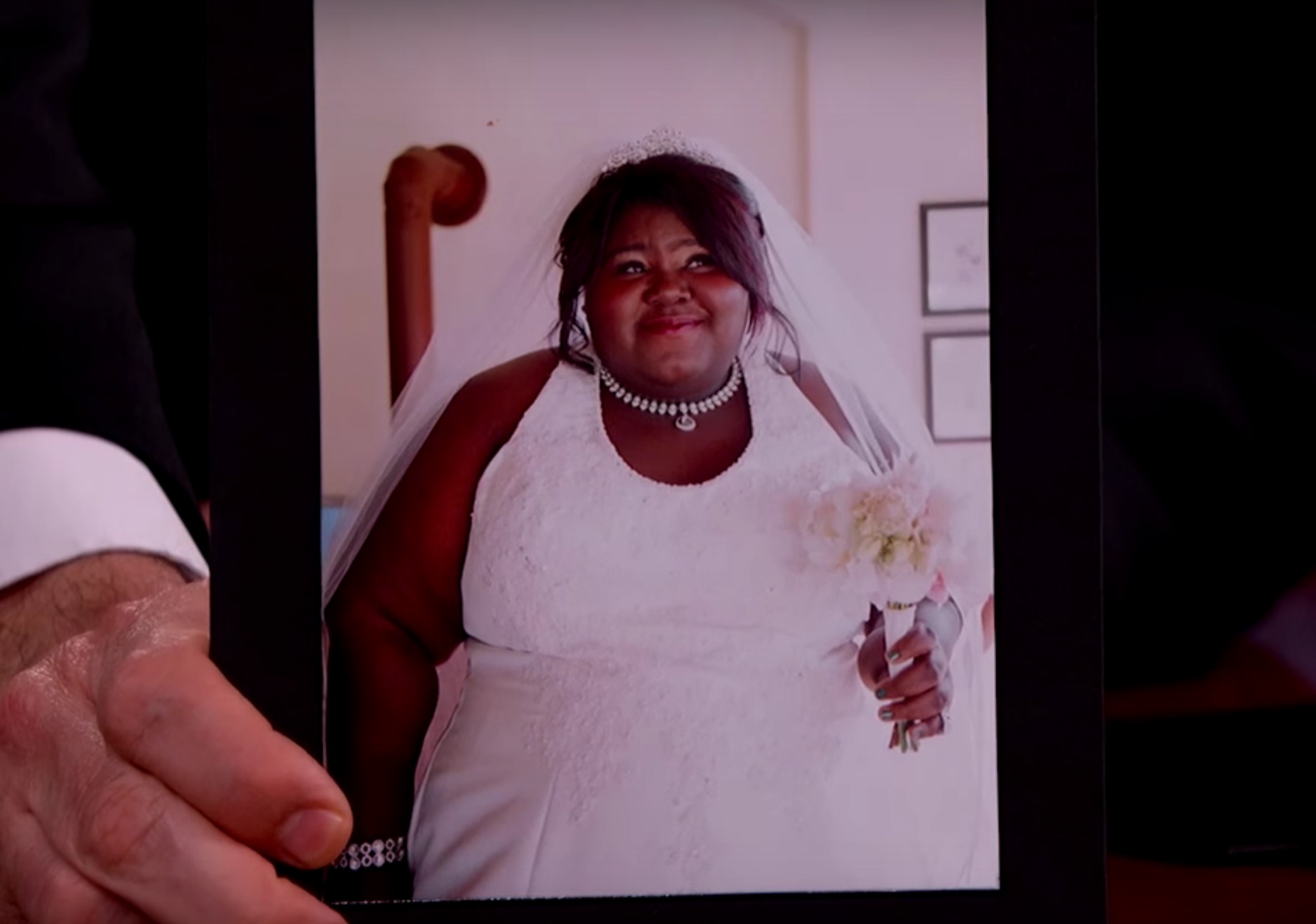 How Gabourey Sidibe pranked Jimmy Kimmel at his own wedding