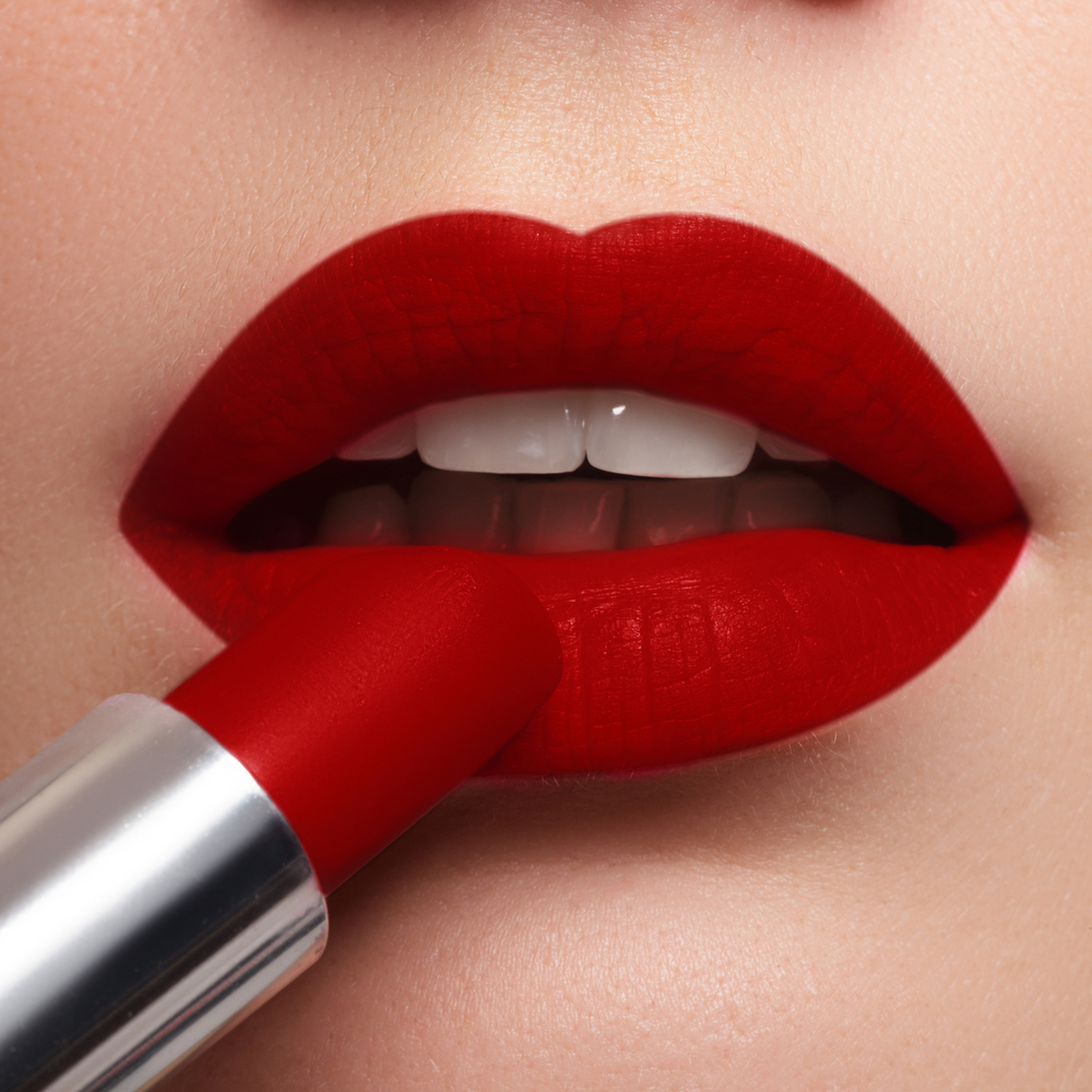 Today in fascinating: Scientists can now use lipstick to solve crimes