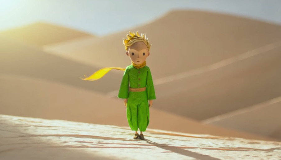 "Netflix, a true hero, is bringing ""The Little Prince"" to streaming"