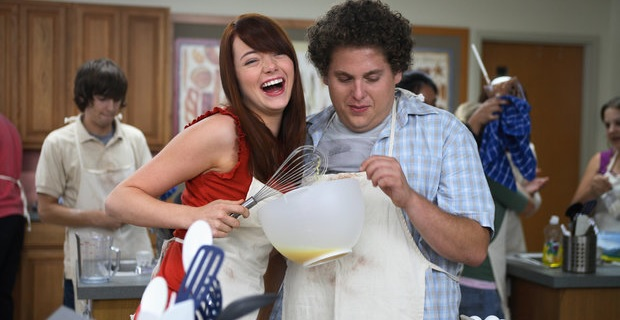 "Emma Stone is heading to TV in what might be a ""Superbad"" reunion"