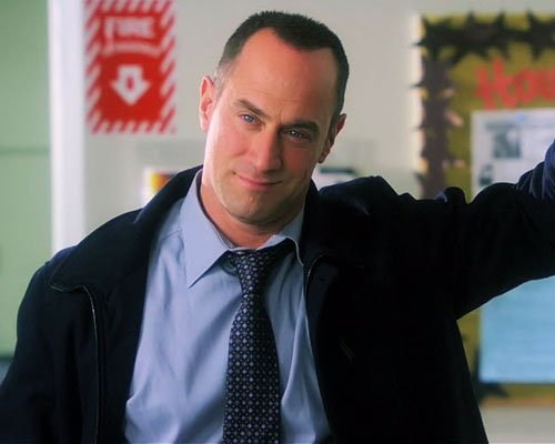 "Detective Elliot Stabler from ""Law & Order: SVU"" is the sexiest cop of all time"