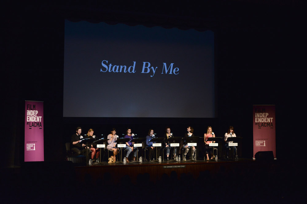 "The ""Stand by Me"" gender-swapped live read had me nostalgic for a time I've never known"